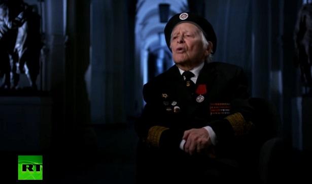 Интервью ветерана Великой Отечественной войны, Валентина Валентиновича Дремлюка
