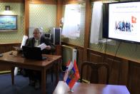 Выездная сессия первого Конгресса Университета Арктики (UArktic)