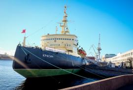 31 МАРТА 100 лет со дня подъема Андреевского флага на ледоколе