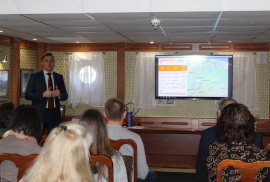 27 АПРЕЛЯ Презентация туристского потенциала Калининградской области