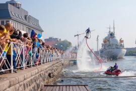Фестиваль исторических судов «Водная ассамблея»