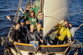 Команда брига «Триумф» совместно с музеем «Ледокол «Красин» запускает курс бесплатных лекций по морскому делу для всех желающих