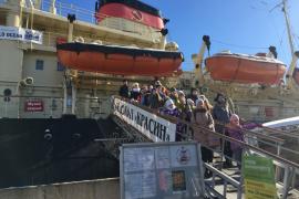 «День китов» на ледоколе «Красин»