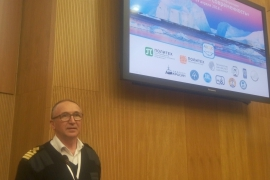 Сотрудники музея приняли участие в Третьей международной научной конференции «Арктика: история и современность»
