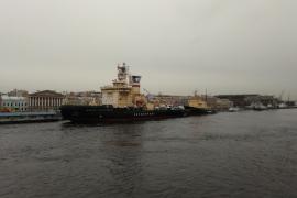 29 и 30 апреля 2018 года в Санкт-Петербурге проходил Фестиваль ледоколов