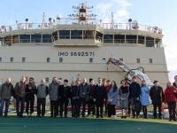 27–28 апреля 2018 г. в Санкт-Петербурге состоялась Шестая международная научно-практическая конференция Полярные чтения – 2018 «Технологии и техника в истории освоения Арктики»
