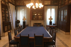 Первый день юбилейной мемориальной конференции в Италии