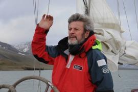 Приглашаем на открытую лекцию капитана яхты «Апостол Андрей» Николая Андреевича Литау 6 июля в 18:00
