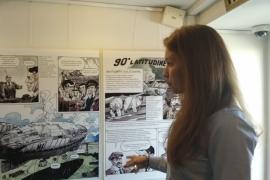 90-летие спасения экспедиции Умберто Нобиле на ледоколе