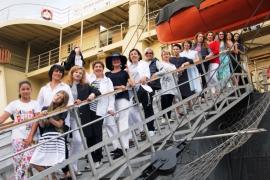 «ЖЕНЩИНА НА КОРАБЛЕ» - встреча лауреатов конкурса «Женщина года - 2018»  и представителей морского сообщества Санкт-Петербурга