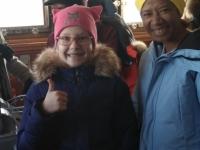 Фонд им. Миклухо-Маклая и гости из Папуа-Новой Гвинеи посетили наш ледокол