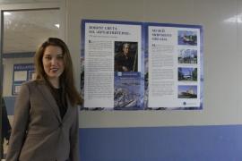 В Морском техническом колледже им. адмирала Д.Н. Сенявина открылась выставка живописи
