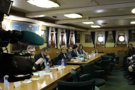 Пресс-конференция Ассоциации