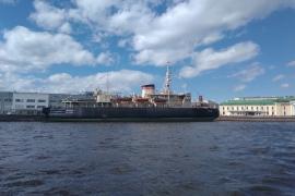 4 мая в Санкт-Петербурге открылся VI Фестиваль ледоколов