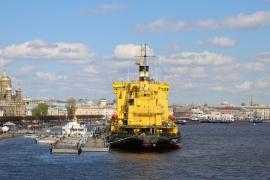 4-5 мая в Санкт-Петербурге проходил VI Фестиваль ледоколов