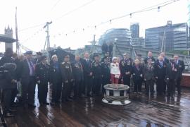 Ветераны Полярных конвоев на Неделе Победы в Лондоне
