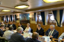 Итоги «круглого стола», посвященного 60-летию атомного ледокольного флота
