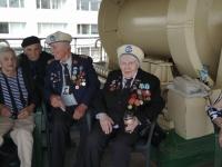 День Военно-Морского Флота на ледоколе