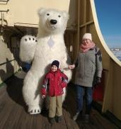 О том как прошел День Белого медведя