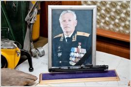 О вечере памяти контр-адмирала К.А. Шопотова