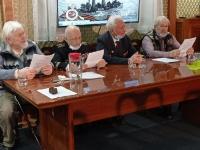 25 января в музее состоялась встреча с жителями блокадного Ленинграда
