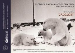 Выставка к международному дню белого медведя