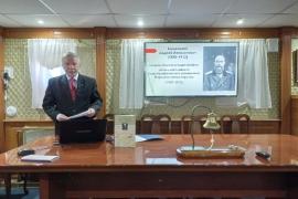Презентация книги «Арктические экспедиции Андрея Вилькицкого»