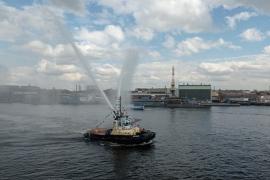 Летний туристический сезон в Санкт-Петербурге официально открыт