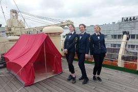 День России на ледоколе