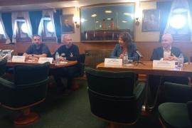 Презентация выставки Северного морского музея