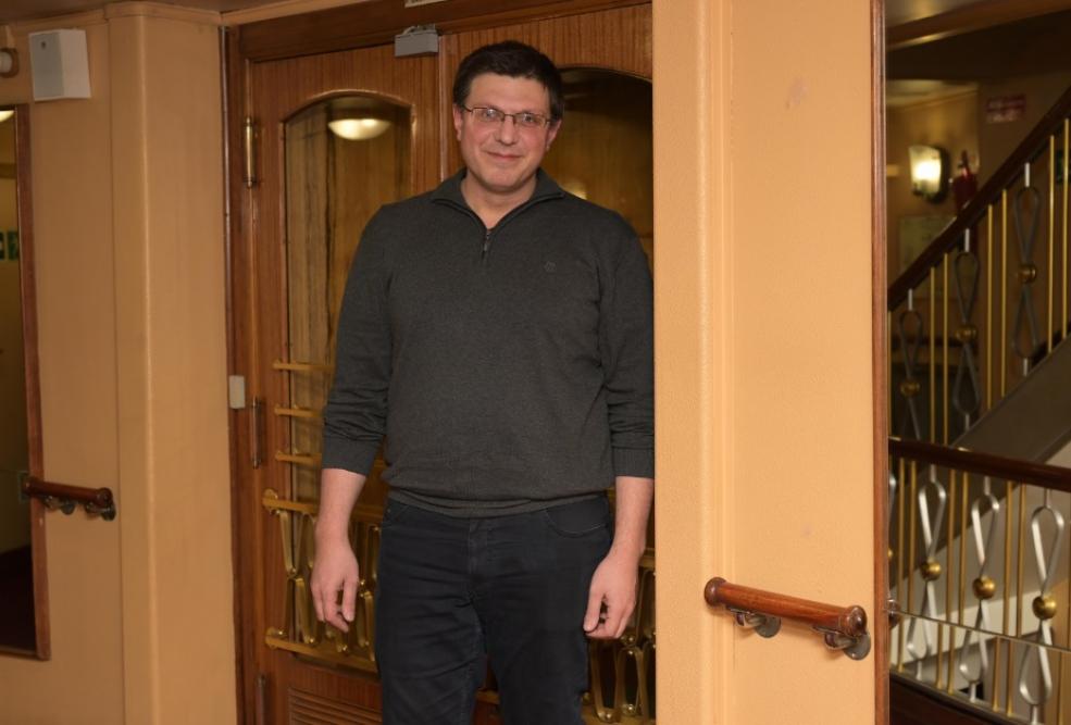 Агафонов Леонид Сергеевич